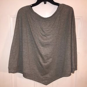 NWT Lane Bryant Venezia Pull Over Shawl